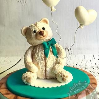 Little vintage bear