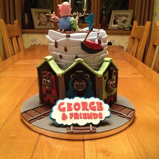 George's Favourite Things