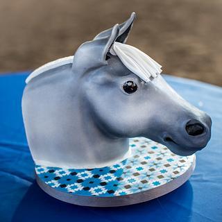 Estonian Horse cake