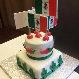 Mexican Fiesta Birthday