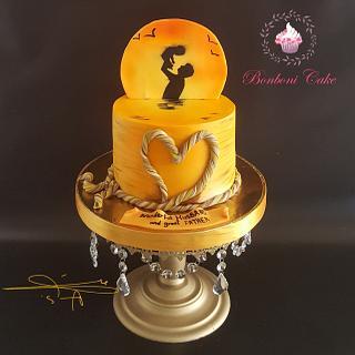 dad - Cake by mona ghobara/Bonboni Cake