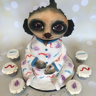 Baby Oleg - Cake by Zoepop