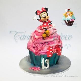 The Big Cupcake!!