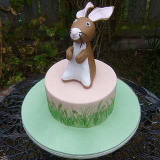 Velveteen Rabbit cake