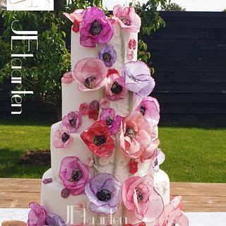Hello sunshine - Cake by Judith-JEtaarten