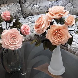 Shugar Roses