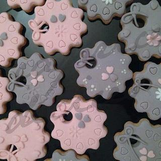 New born cookies - Cake by capricesetdelices