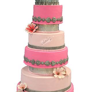 Raising Day Cake