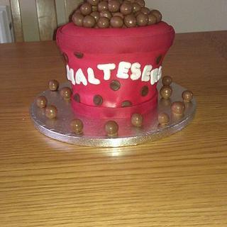 Bucket of Maltesers anyone?