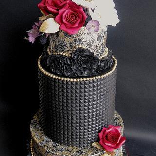 Little black cake