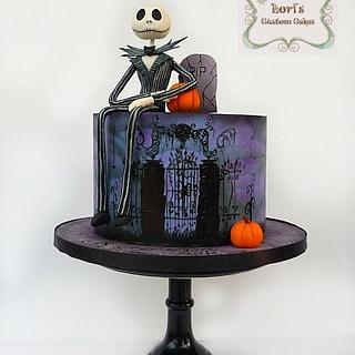 Mr. Jack Skellington
