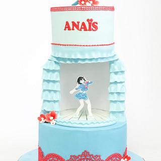 Danse cake