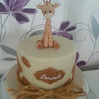 Birthday cake - Cake by Zuzkine Dortíky