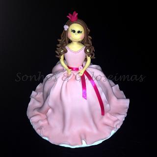 3D little princess
