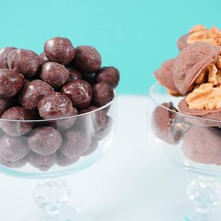 These Chocolate Walnuts are ... well, Nuts!