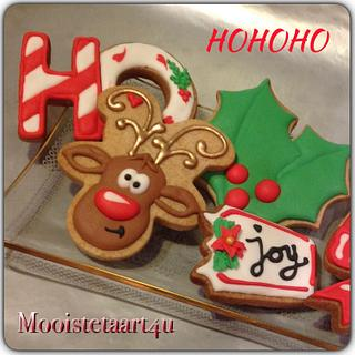 Christmas cookies...!