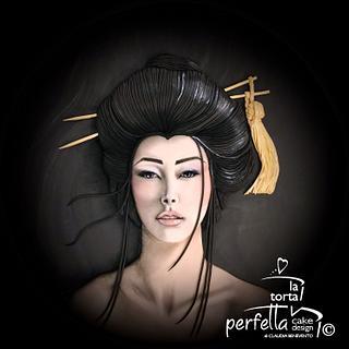 Bas Relief - Portrait