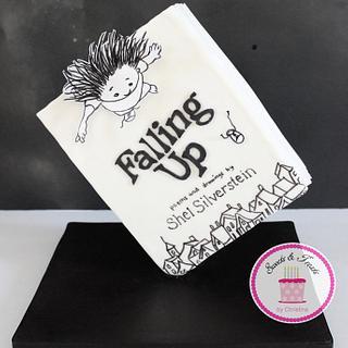 Cuties Children's Book Collaboration Cake
