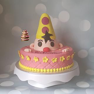 Bumba for Faylinn - Cake by Pluympjescake