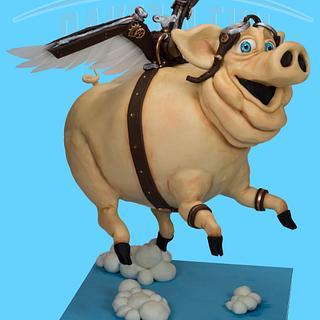 Edward Pig's Steampunk Adventure