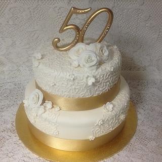 Golden Wedding Anniversay