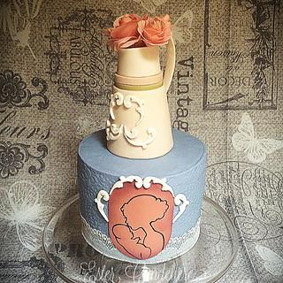 Mother's love - Cake by Ester Candeliere