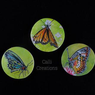 Butterflies - Beginners Class
