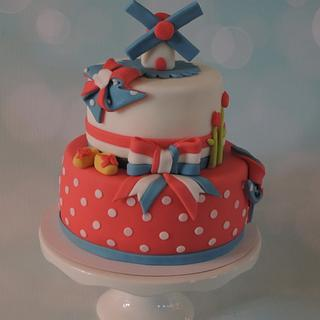 Real dutch cake