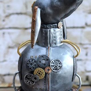 Steampunk Dachshund