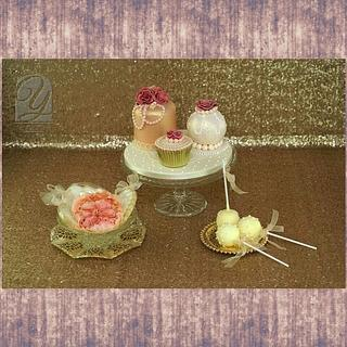 Miniature and Favour Cakes