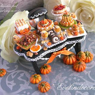 Fall cookie