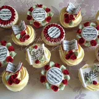 Musical Theme - Cake by Steph Walters