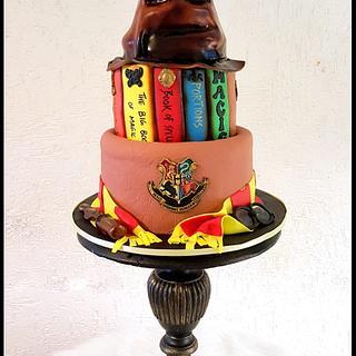 HARRY POTTER !!! - Cake by Maaria