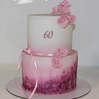 Birthday cake - Cake by Cakes by Evička