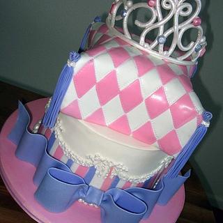 Baby Princess baby shower