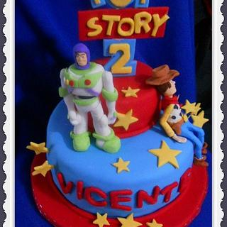 TOY STORY VICENTE