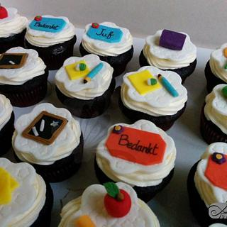 Mini Cupcakes for school - Cake by Simmz