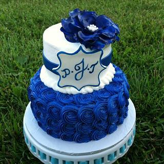 Blue Anniversary