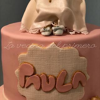 Comunión cake