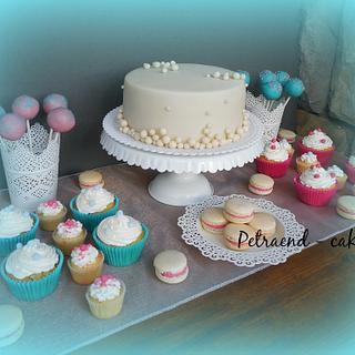 Sweet Bar - Cake by Petraend