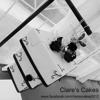 Hanging Upside Down Cake......