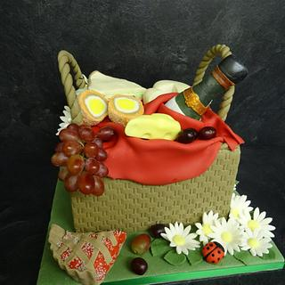 party picnic cake