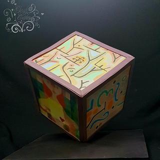 Gravity Defying Cube