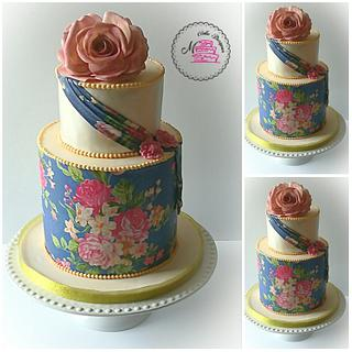 springcake  - Cake by Margarida Seabra