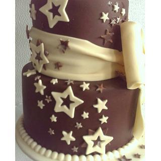 Chocolate Heaven - Cake by Tracycakescreations