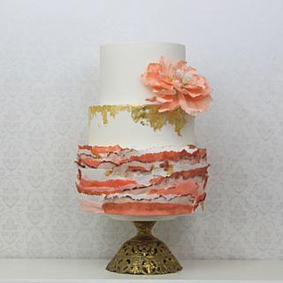 Gratia Wedding cake