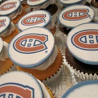 Habs Cupcakes