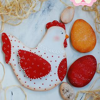 Easter cookies - Cake by Irena Mihaylova