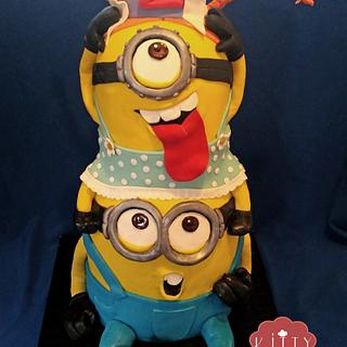 Minion Double Trouble!