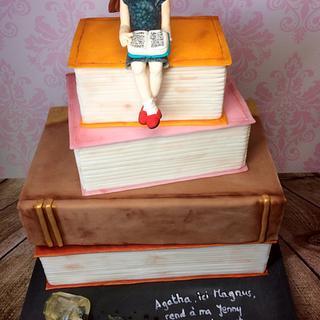 """Matilda"" Children's Classic Book Sweet Collaboration"